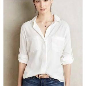 Cloth & Stone Lilith Tencel Button Down Shirt N2